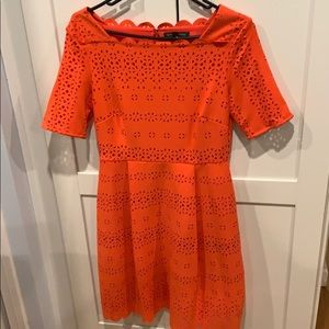 NWT Banana Republic Persimmon Colored Dress